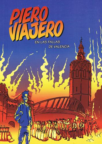 ¿En qué sociedad vivimos? Comic Piero Viajero